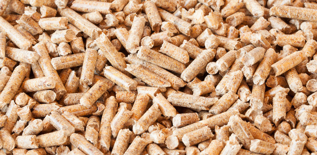 Pellets von der Kerschbaumer Mineralöle GmbH